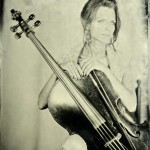 Tin type photo from Carolina Eye Studio